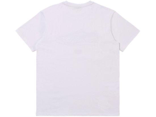 中性短袖上衣 WHITE