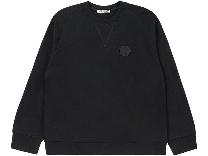 Alternative image view of SWEAT TOP, PERFORMANCE BLACK