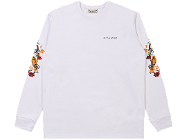 LONG SLEEVED GRAPHIC TEE