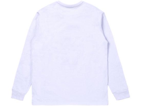 長袖上衣 WHITE