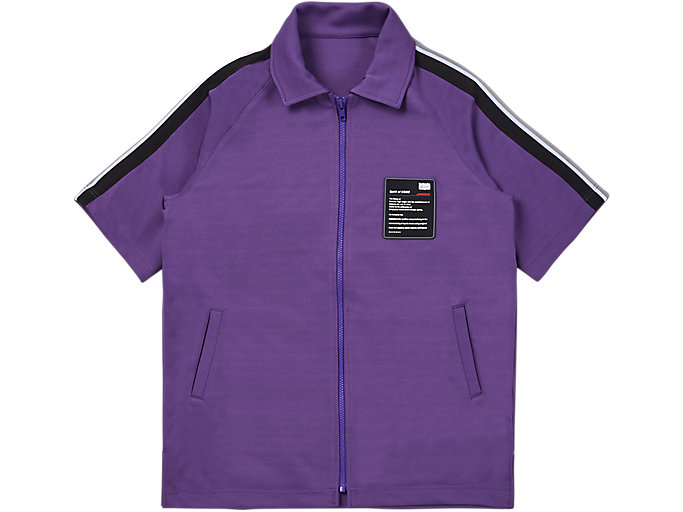 Alternative image view of SS TRACK TOP, VIOLET