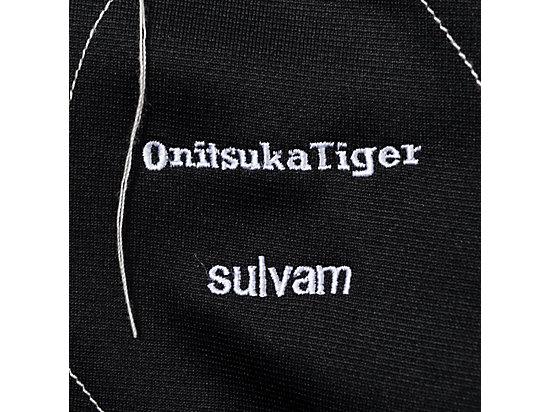 Sulvam聯名Onitsuka Tiger針織外套 BLACK