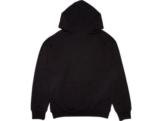 長袖帽T BLACK