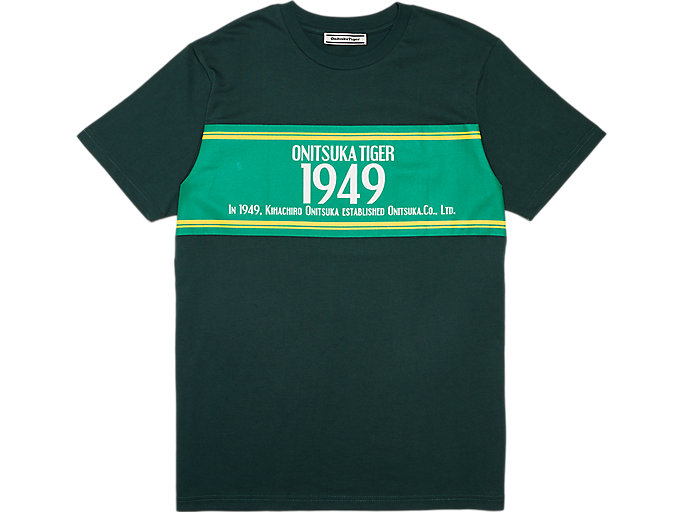 Alternative image view of GRAPHIC TEE, Mantle Green