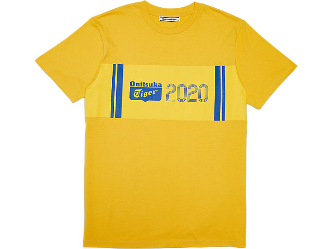 Alternative image view of GRAPHIC TEE, Tai Chi Yellow