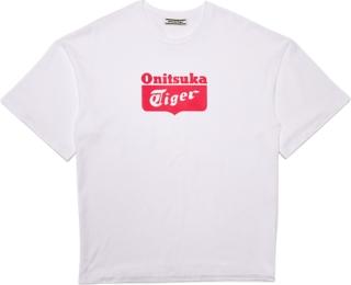 寬版LOGO短袖T恤