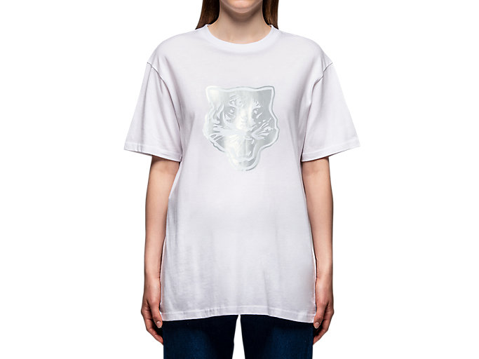 Alternative image view of TEE,  Real White/Silver