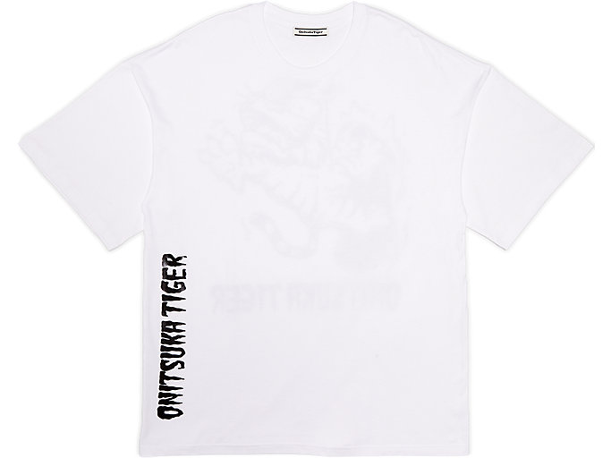 Front Top view of GRAPHIC TEE