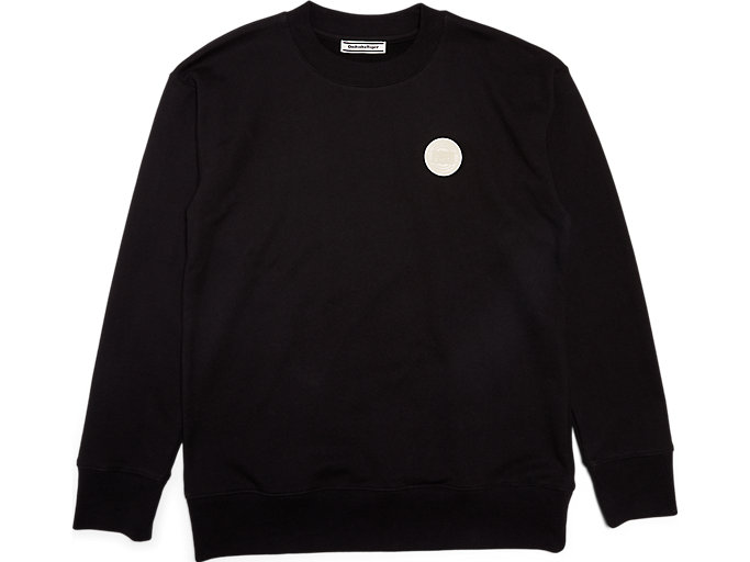 Alternative image view of Sweatshirt, Performance Black