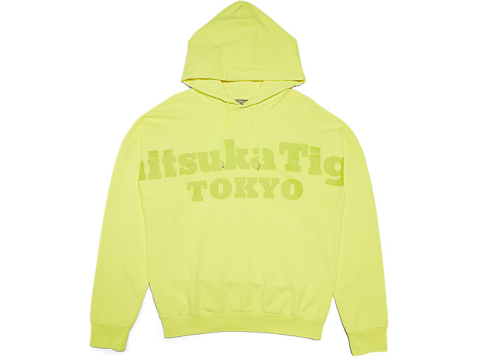 Alternative image view of HOODIE, Safety Yellow