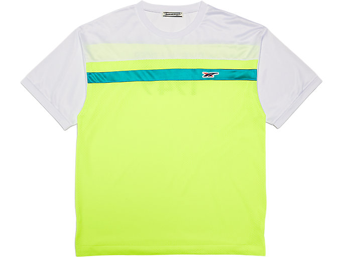 Alternative image view of T-SHIRT, Safety Yellow