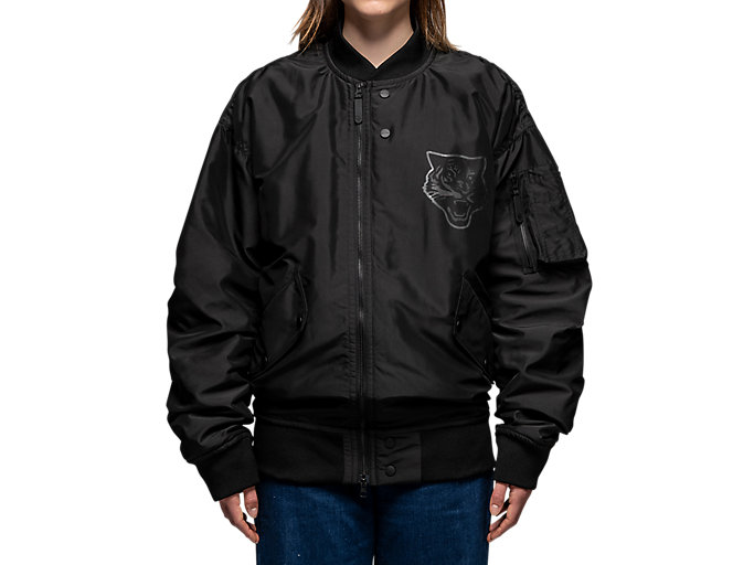 Alternative image view of BOMBER JACKET, Performance Black