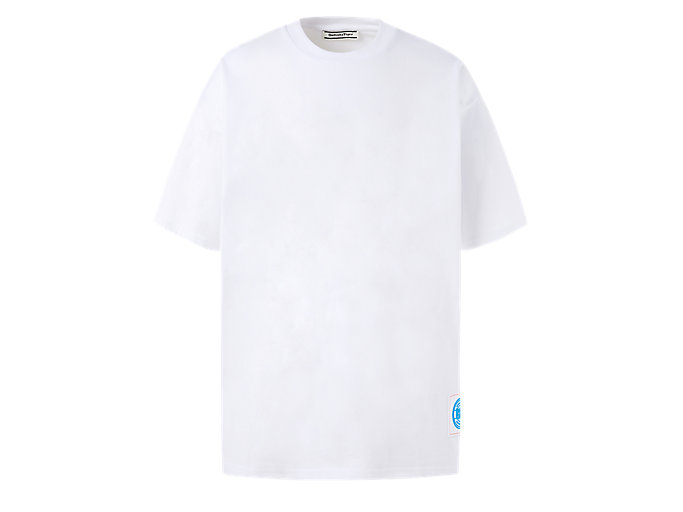 Alternative image view of T-Shirt GRÁFICA, Real White
