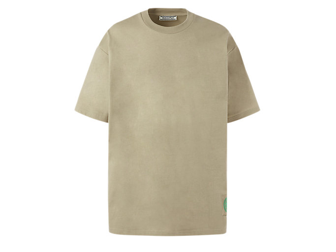Alternative image view of T-Shirt GRÁFICA, Wood Crepe