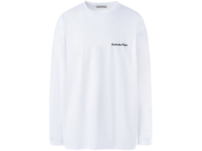 Alternative image view of LS GRAPHIC TEE