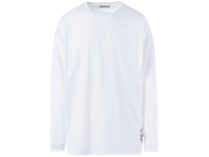 Alternative image view of LS TIGER GRAPHIC TEE