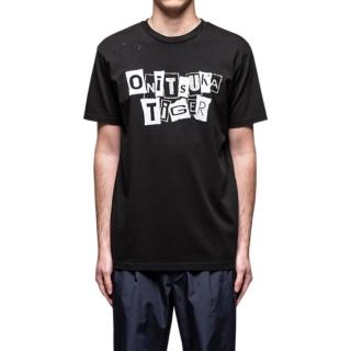 中性水洗復古風短袖T恤