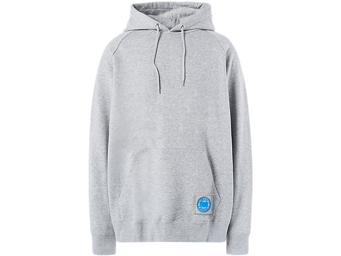 Alternative image view of SWEAT HOODIE, Feather Grey