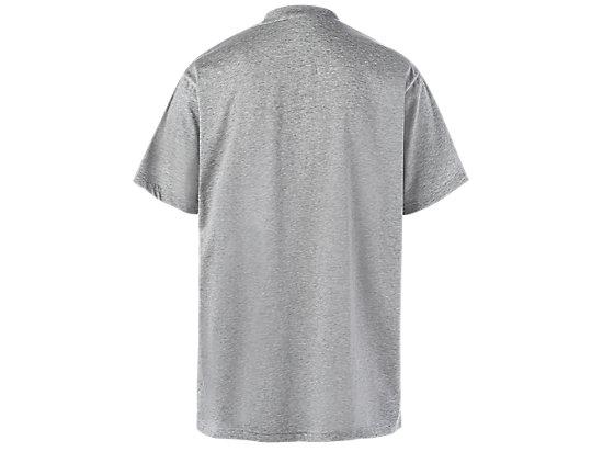 印花短袖T恤 GREY/YELLOW