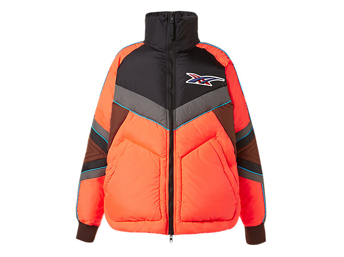 Alternative image view of DOWN JACKET, Diva Pink