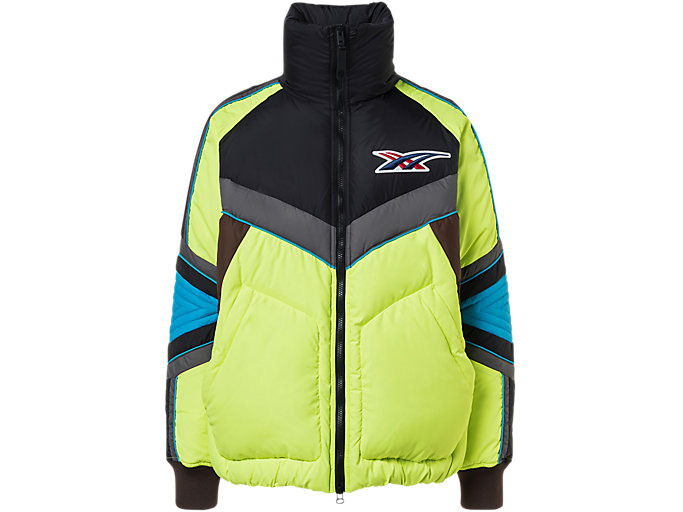 Alternative image view of DOWN JACKET, Safety Yellow