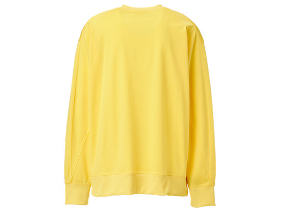 LS JERSEY TOP PALE YELLOW