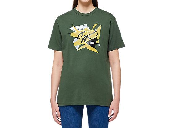 中性短袖T恤 KHAKI