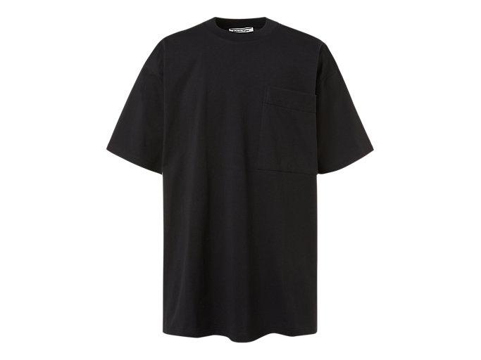 Alternative image view of T-SHIRT OVERSIZE, Performance Black