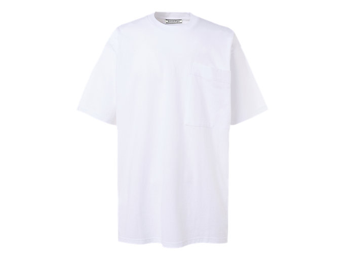Alternative image view of T-SHIRT OVERSIZE, Real White