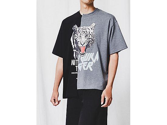 中性短袖T恤 BLACK