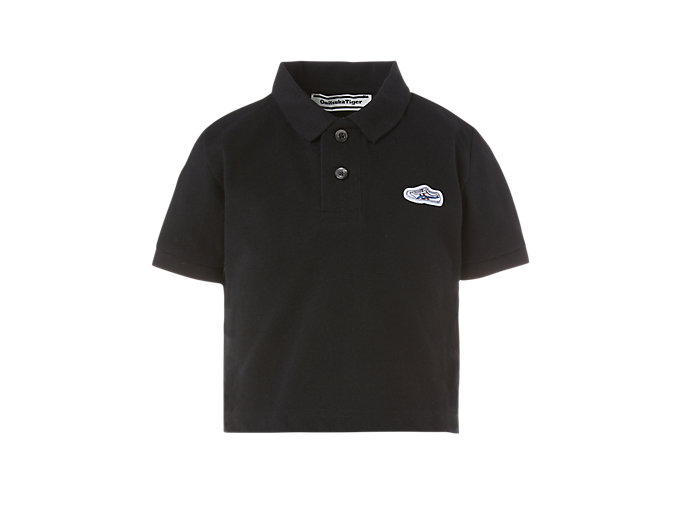 Alternative image view of KIDS POLO SHIRT, PERFORMANCE BLACK