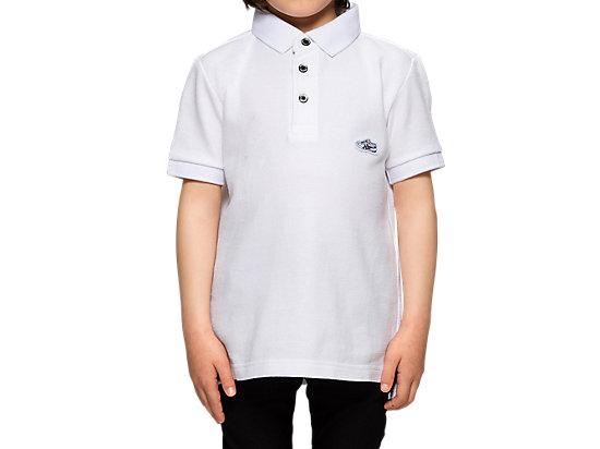 KID POLO SHIRT WHITE