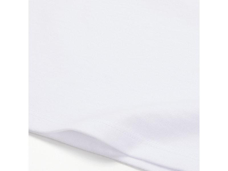 KIDS LOGO TEE WHITE/SILVER 29 Z