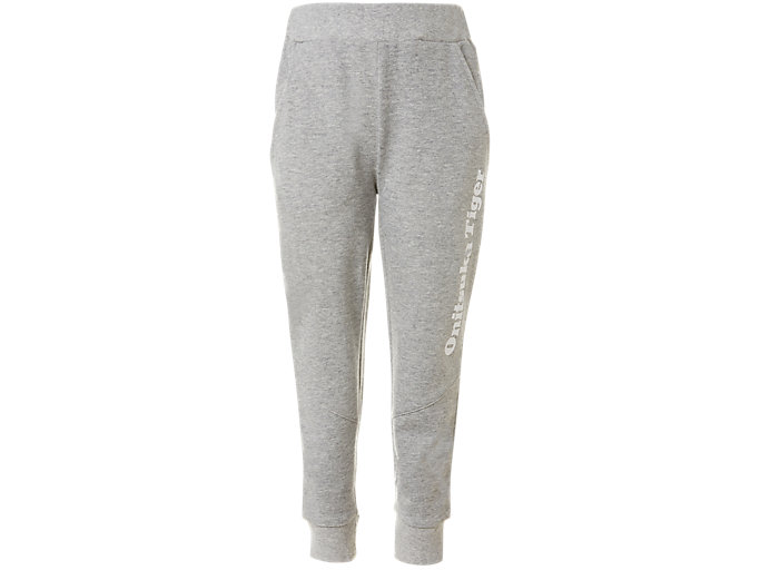 Alternative image view of KIDS SWEAT PANT, Feather Grey
