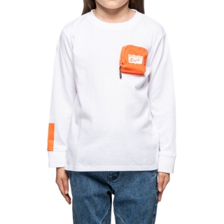 KIDS LS GRAPHIC TEE