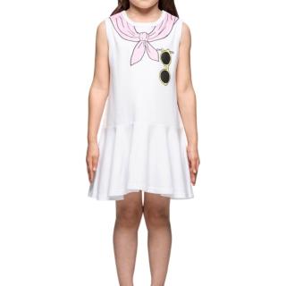 童無袖洋裝
