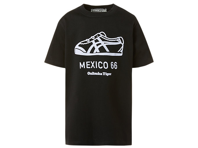 Alternative image view of KIDS GRAPHIC TEE, Performance Black