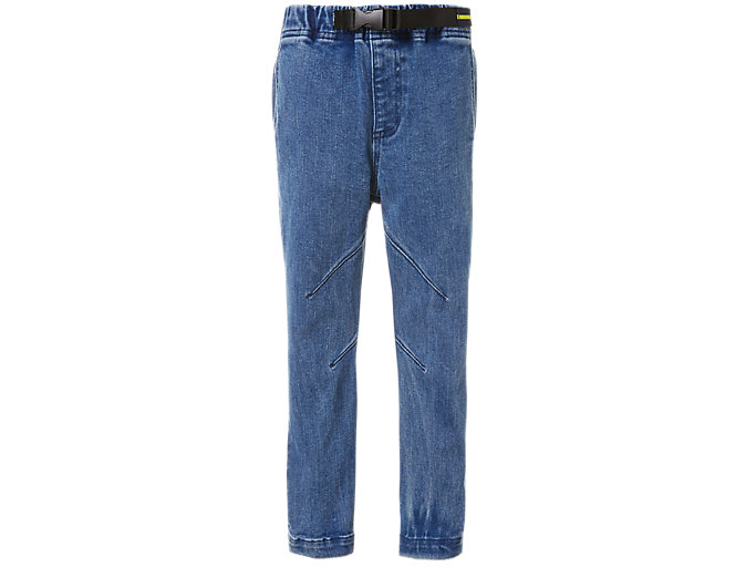 Alternative image view of KIDS DENIM PANT, Peacoat
