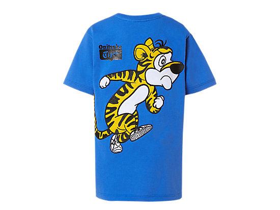 童老虎短袖T恤 ELECTRIC BLUE