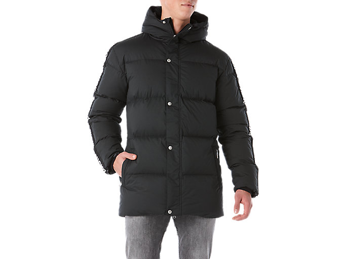 Tarjeta postal burbuja Carne de cordero  Men's Down Jacket | Performance Black | Outerwear | ASICS