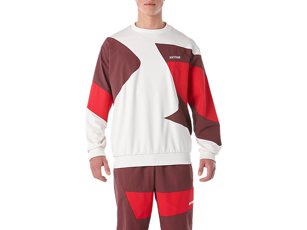 ASICS Tiger Men's CB Jersey Crew Clothes 2191A032