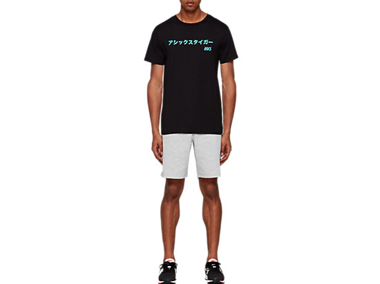 AT GF SS TEE PERFORMANCE BLACK