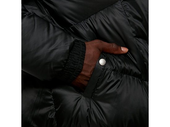 DOWN JACKET PERFORMANCE BLACK