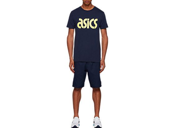 AT Graphic SS TEE MIDNIGHT