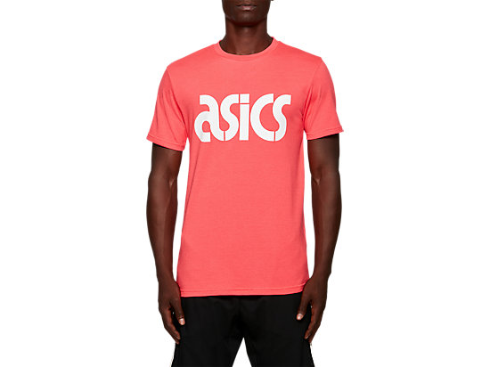 AT Graphic SS TEE LASER PINK