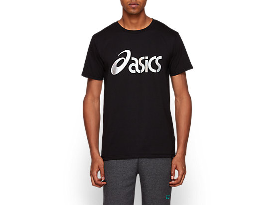 AT SS GF TEE 1 PERFORMANCE BLACK