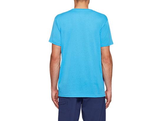 JSY CB SHORT SLEEVE TEEEE DOLPHIN BLUE