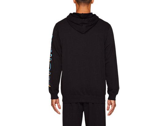 連帽圍衣 PERFORMANCE BLACK