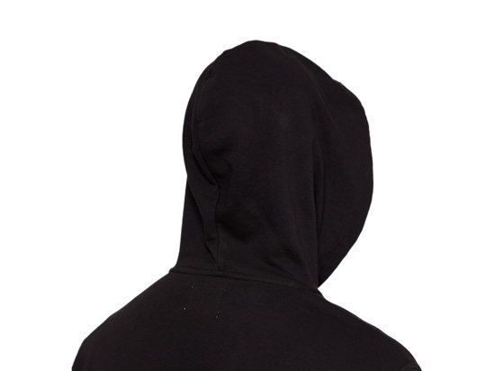 FT BL GRAPHIC HOODIE PO PERFORMANCE BLACK