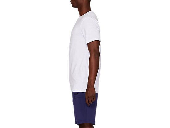 JSY GRAPHIC SHORT SLEEVE TEE 2 BRILLIANT WHITE